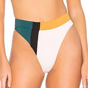 Seafolly - Aralia High Wasted Bikini Bottoms
